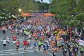LA Marathon - Running in Los Angeles.