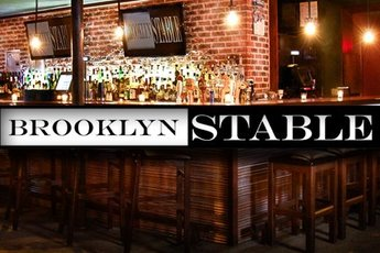 Brooklyn stable brooklyn new york party earth brooklyn stable bar lounge new american restaurant in new york sciox Choice Image