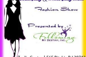 Beautifully and Wonderfully Made - Fashion Event in Washington, DC.