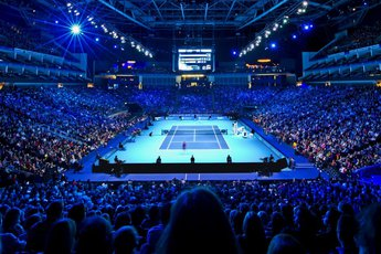 Barclays ATP World Tour Finals - Tennis in London.