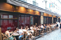 Le Pub Saint Germain - Bar | Pub | Restaurant in Paris.