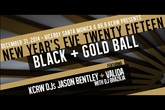 The Black + Gold Ball: New Year's Eve 2015 at Viceroy Santa Monica - Party | DJ Event | Holiday Event in Los Angeles.