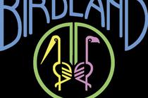 Birdland - Jazz Club in New York.