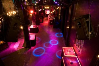 Boardner's by La Belle - Nightclub in Los Angeles.