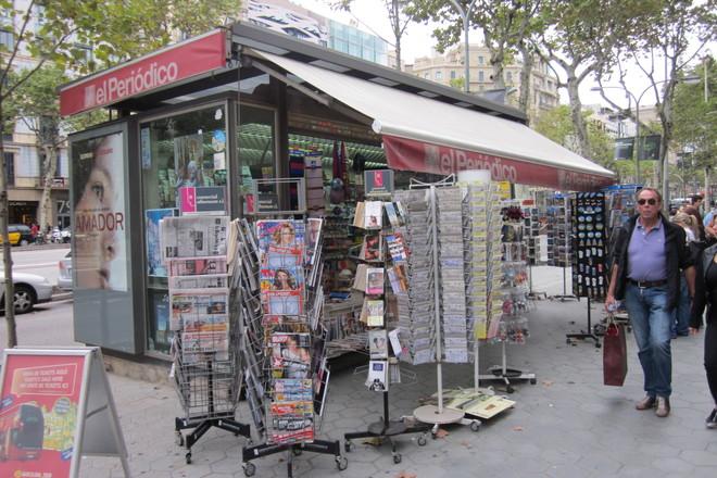 Photo of Passeig de Gràcia
