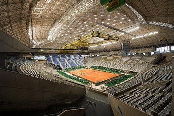 Palau Sant Jordi - Arena | Concert Venue in Barcelona.