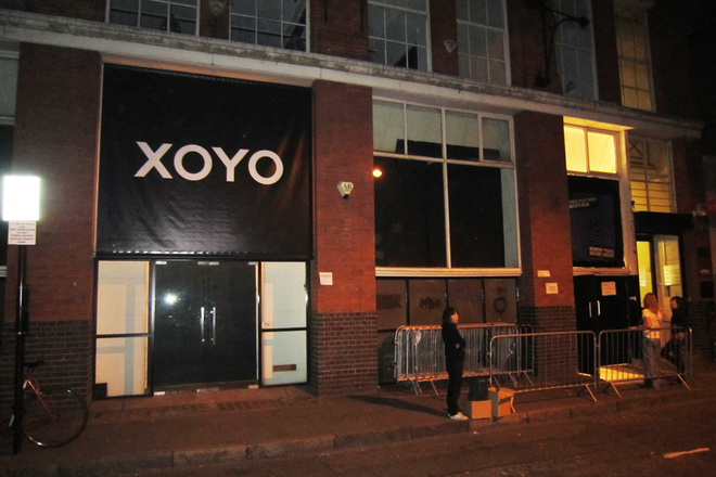 Photo of XOYO