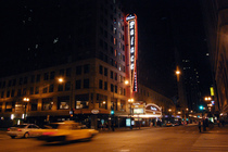 Cadillac Palace Theatre - Theater in Chicago.