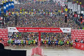 Shamrock Shuffle 8K and Health & Fitness Expo - Sports | Running | Holiday Event in Chicago.