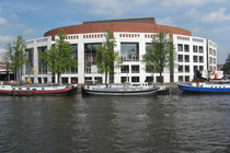 Het Muziektheater - Theater in Amsterdam.