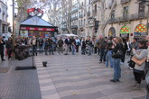Las Ramblas, Barcelona