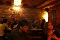 Absenta Bar - Absinthe Bar in Barcelona.