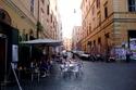 Piazza degli Aurunci