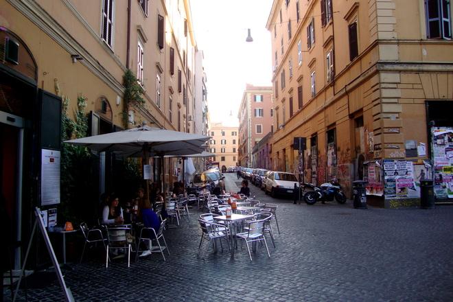 Photo of Piazza degli Aurunci