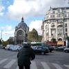 Boulevard Haussmann - Shopping Area | Landmark in Paris.