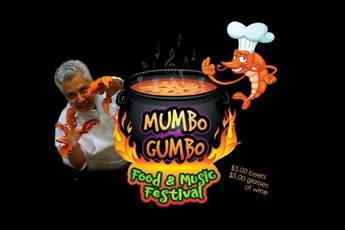 Pasadena Mumbo Gumbo Fest - Food Festival   Music Festival in Los Angeles.
