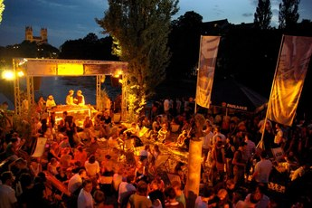 Kulturstrand Mnchen (Culture Beach Munich) - Arts Festival | Live Music | Literary &amp; Book Event | Food &amp; Drink Event | Outdoor Event | Music Festival in Munich.