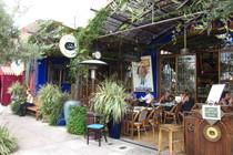 Little Next Door - Café in Los Angeles.
