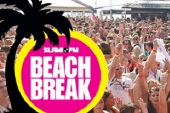 SLAM!FM Beachbreak - DJ Event | Party | Concert in Amsterdam.