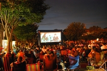 Bethesda Outdoor Movies - Movies | Outdoor Event in Washington, DC.