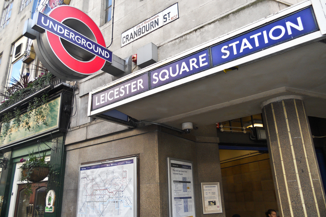 Photo of Leicester Square