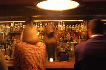Hotel Griffou - CLOSED - Bar | Restaurant in New York.