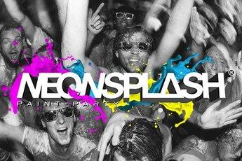 Neonsplash Paint Party Munich - Party in Munich.