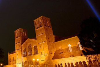 Royce Hall - Concert Venue in Los Angeles.