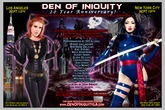 Night of 1,000 Dominatrixes: The 20th Anniversary of the Den of Iniquity LA - Party in Los Angeles.