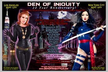 Den of iniquity la