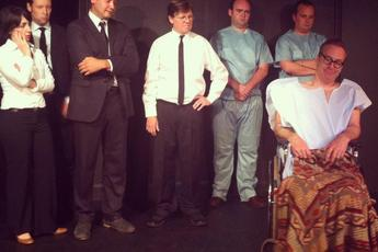 The Stepfathers at UCB Theatre - Stand-Up Comedy in New York.