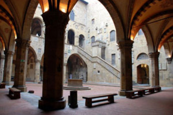 Bargello Museum - Museum in Florence.