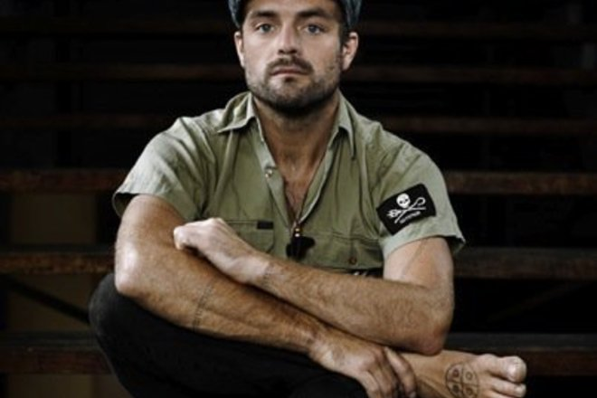 Photo of Xavier Rudd