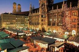 Christmas 2017 in Munich