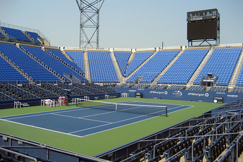Billie Jean King National Tennis Center (Flushing, NY) - Stadium in New York.