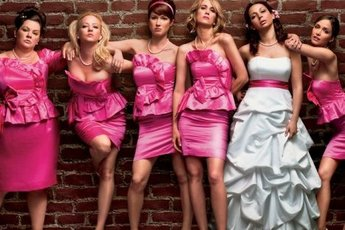 Bridesmaids - Movies in New York.