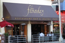 The Foundry on Melrose - American Restaurant | Bar | Lounge in Los Angeles.