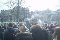 420 Day 2017 in Amsterdam
