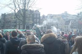 420 Day 2014 in Amsterdam