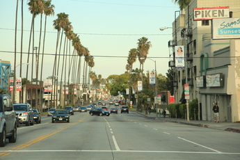 Sunset Strip - Nightlife Area | Outdoor Activity | Shopping Area in Los Angeles.