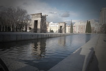 Temple of Debod - Landmark | Outdoor Activity in Madrid.