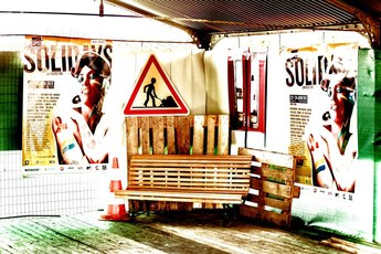 Solidays - Music Festival in Paris.