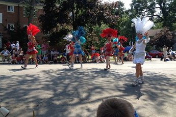 Evanston 4th of July - Holiday Event | Parade in Chicago.