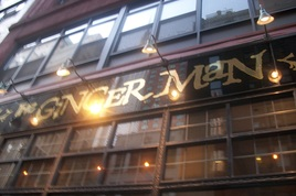 The Ginger Man - Bar in New York.