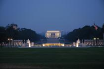 The Lincoln Memorial - Venue in Washington, DC.