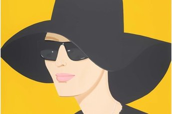 Alex Katz Prints - Art Exhibit in Boston.