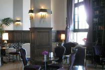 The Grand Lobby at The Culver Hotel - Hotel Bar | Lounge | Restaurant in Los Angeles.