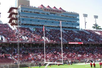 Stanford Stadium (Stanford) - Stadium in San Francisco.