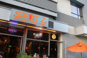 Spitz - Bar | Restaurant in Los Angeles.