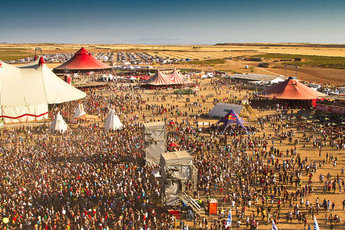 Monegros Desert Festival - Music Festival in Madrid.